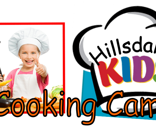 Cooking Camp - Coming This Summer!