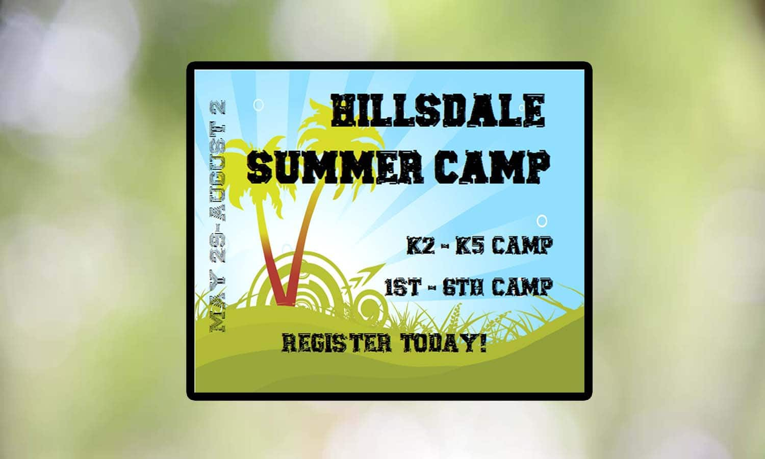Christian schools in Tampa - summer camp